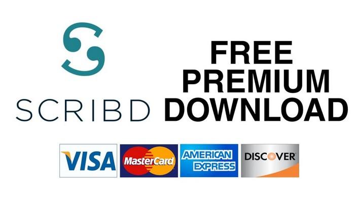 Akun Scribd Premium Gratis