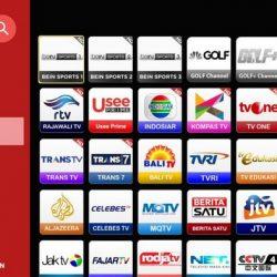 Akun UseeTV All Channel