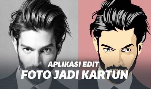 Aplikasi Edit Foto Menjadi Anime